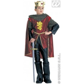 Royal Knight Child Fancy Dress Costume Boys (Royalty)