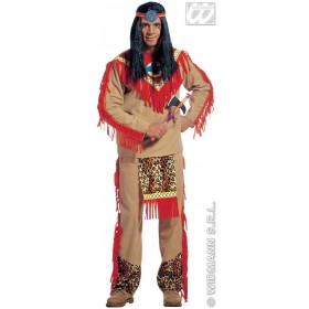 Sitting Bull Adult Fancy Dress Costume Mens