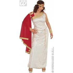 Lucilla Adult Fancy Dress Costume Ladies (Roman)