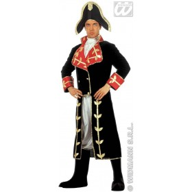 Napolean Adult Fancy Dress Costume Mens (Renaissance)