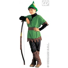 Robin Hood Costume Child Fancy Dress Costume Boys (Medieval)