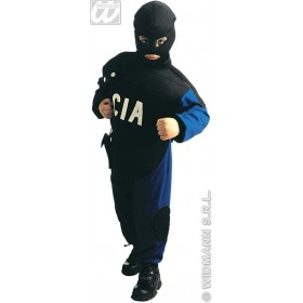 Special Police With Bullet Proof Jacket Fancy Dress (Cops/Robbers)