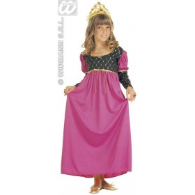 Queen Dress Child Costume Fancy Dress Costume (Royalty)