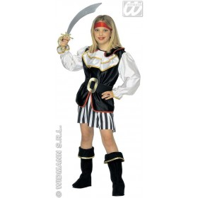 Pirate Girl Costume Child  Fancy Dress Costume (Pirates)