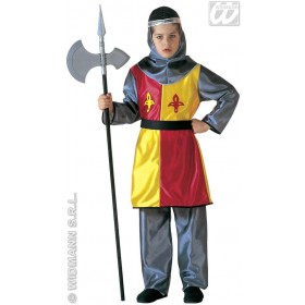Knight Costume Child Fancy Dress Costume Boys