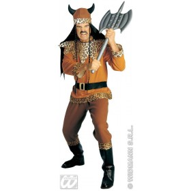 Viking Costume Adult Male Fancy Dress Costume Mens (Viking)