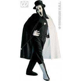 Rock Ghost Costume Mens (Halloween)