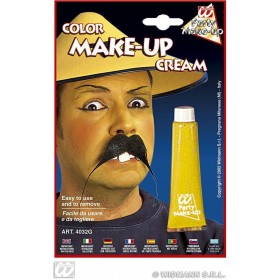 Makeup Tube Yellow - Fancy Dress