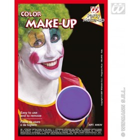 Makeup In Tray Purple - Fancy Dress