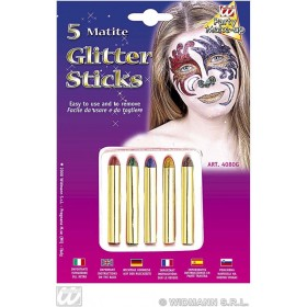Glitter Makeup Sticks - Fancy Dress