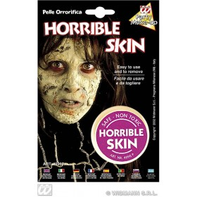 Horrible Skin Makeup - Fancy Dress