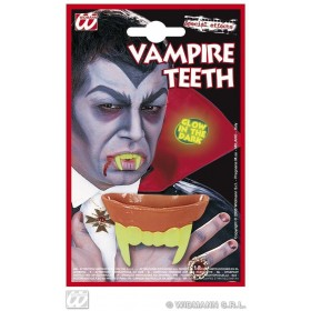 Vampire Teeth Gid - Fancy Dress (Halloween)