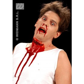 Sfx Slashed Throat - Fancy Dress