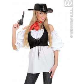 White Blouse - Fancy Dress