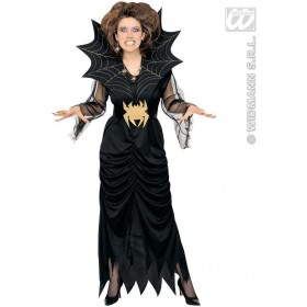 Spider Lady Adult Fancy Dress Costume Size 20-22 XXL (Halloween)