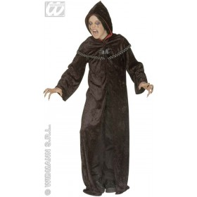 Dark Templar With Hooded Robe With Tippet Fancy Dress
