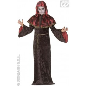 Mystic Templar With Hooded Robe W/Tippet.. Fancy Dress (Halloween)