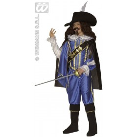 Musketeer With Shirt, Overcoat, Pants 3Cols Fancy Dress (Musketeers)