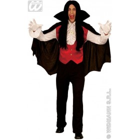 Count Dracula Costume Mens (Halloween)