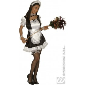 French Maid Dominique With Dress, Apron.. Fancy Dress (French)
