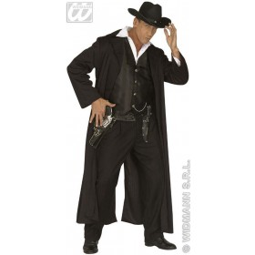 Bounty Killer Costume Adult Mens Fancy Dress Costume (Cowboys/Indians)
