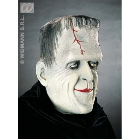 Mask Frankenstein Full Head - Fancy Dress (Halloween)