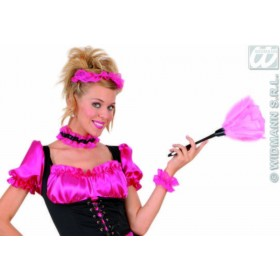 Feather Duster Pink - Fancy Dress