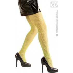 Pantyhose Neon Wide 4 Colours Ass - Fancy Dress