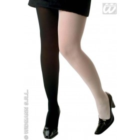 Bicolour Pantyhose - Fancy Dress