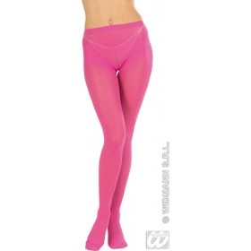 Pantyhose Magenta - Fancy Dress