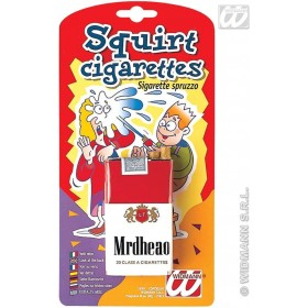 Squirt Cigarette Box Joke - Fancy Dress