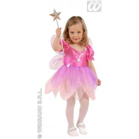 Lil' Pink Fairy With Dress-Wings Fancy Dress Girls (Fairy Tales)