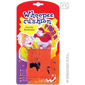Joke Whoopee Cushion On Blistercard - Fancy Dress