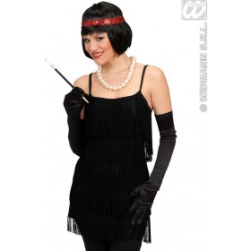Big Pearls Necklace Fancy Dress Costume