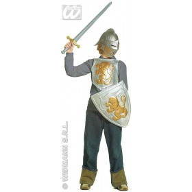 Kid Armour Set 3 Piece Fancy Dress Costume