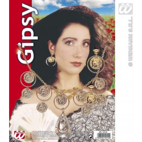 Gypsy Set Jewellery - Fancy Dress