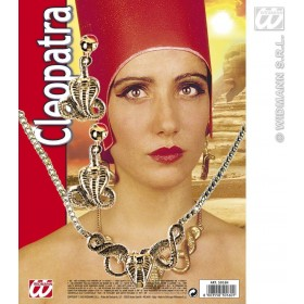 Cleopatra Jewellery Set - Fancy Dress