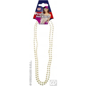 Belle Epoque Pearl Necklace 70Cm - Fancy Dress