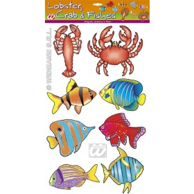 Marine Cutout Decorations - Fancy Dress