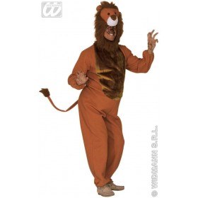 Lion Adult Fancy Dress Costume Mens (Animals)