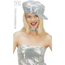 Sequin Fashion Hat - Fancy Dress