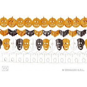 Halloween Garland 3Mtr 4 Styles - Fancy Dress (Halloween)