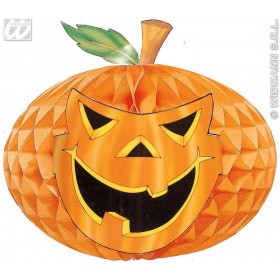 Jumbo Neon H/Comb Pumpkins - Fancy Dress (Halloween)