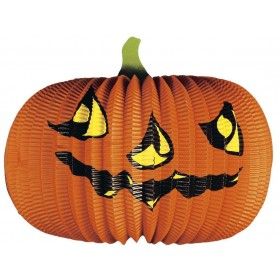 Pumpkins Paper 40Cm - Fancy Dress (Halloween)