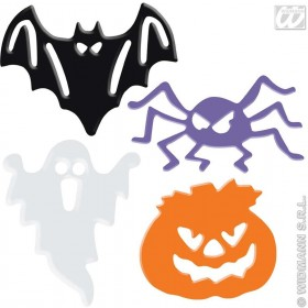 Halloween Stickers - Fancy Dress (Halloween)