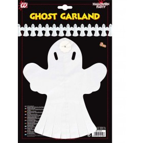 Ghost Garland 3M **See 5213 - Fancy Dress (Halloween)