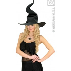 Weird Witch Hats Adult Size - Fancy Dress Ladies (Halloween)