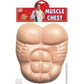 Muscle Chest Eva Adult - Fancy Dress Mens