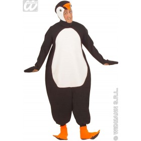 Penguin Adult Fancy Dress Costume Mens (Animals)