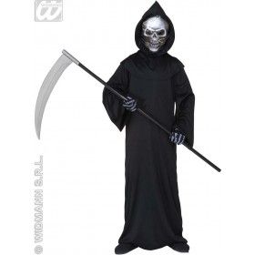 Grim Reaper Child Fancy Dress Costume Boys (Halloween)
